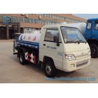 China 1000 L - 2000 L 4x2 Drive Small Fire Fighting Vehicle Foton forland water tank truck 68hp wholesale