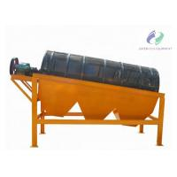 China Smooth Operation Mini Trommel Screen Gold Mining Equipment Low Noise wholesale