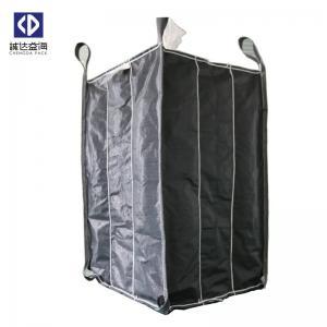 China Security FIBC Bulk Bags 500KG 1000KG 1200KG For Carbon Black Additives wholesale