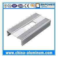 China Aluminium Profile with Bending Drilling Punching for Trolley Case wholesale