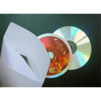 China Sell Paper CD sleeve,CD envelope wholesale