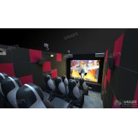 Buy cheap Mini Mobile 5D Cinema Theater For Science / Amusement Novel And Unique from wholesalers