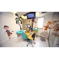 China 2016 lovely kids dental unit dental equipment dental chair pediatric unit on sale