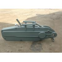 China Basic Construction Tools / VIT Manual Hoist Winch Puller With 20 Meter Wire Rope wholesale