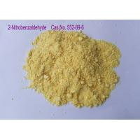 China 2-Nitrobenzaldehyde,Cas No 552-89-6, raw materials for the production of Nitropyridine, Nimodipine, Nisodipine wholesale