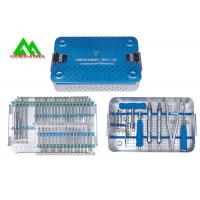 China Non Toxic II Type Medical Instrument Kit For Internal Fixation And Removal wholesale