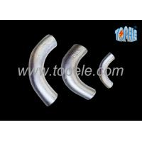 China Internal Thread Normal BS4568 Conduit Bend & Metal Electrical Conduit Fittings wholesale