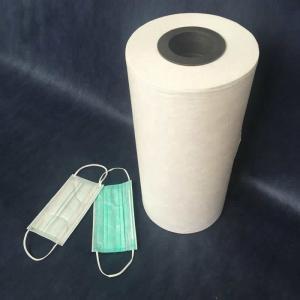 China Medical  Melt Blown Filter , Melt Blown Material Spun Bond 1-3m Width wholesale