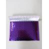 China Shiny bubble mailing bag envelopes for postal packaging wholesale