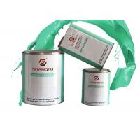 China Bright Light Waterproof Outdoor Paint , Green Iron Spray Metal Primer Paint wholesale