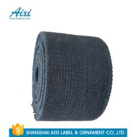 China Cotton Webbing Straps Fabric Casual Belt 100% Woven Printing Tape wholesale