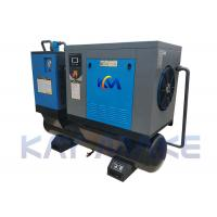 Buy cheap Skid Mounted Industrial Screw Compressor With Electrical Control System from wholesalers