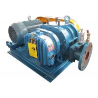 China 2.2kw High Pressure Tri-lobe Roots Blower for pneumatic convey wholesale