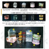China Plastic box for candy/food wholesale