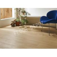 China PVC LVT Vinyl Flooring Click Lock Crystal Surface Embossed Surface Offices wholesale