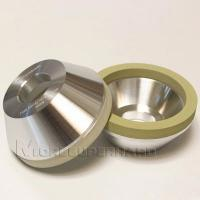 Buy cheap 11A2 Vitrified Diamond Grinding Wheel for PCD/PCBN Tools,11A2 shape Grinding from wholesalers