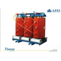 China Indoor 10 KV Three phase Resin Cast Dry - type Power Distribution Transformer wholesale