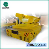 China Battery powered DC motor driven hotmetalladletransfercart explosion proof exported to Turkey wholesale