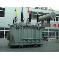 China Low Loss Electrical Substation Transformer 138kv Kema Tested Aad Power Equipment wholesale