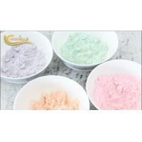 China Foaming Bath Fizzy Powder Dust Moisturizing Bath Soak Packaging Kraft Epsom Salt on sale