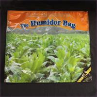 China Promotion Plastic Zipper Bags Cigar Humidor Bags Moisture Proof wholesale
