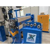 China Electric Copper Wire Cable Extrusion Machine For LDPE / Nylon / Plastic on sale