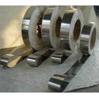 China Hot Rolled 430 2B / BA Finish Stainless Steel Strip for Construction wholesale