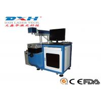 Buy cheap YAG Laser Metal Tag Engraving Machine , Desktop Laser Marking Machine For Steel from wholesalers