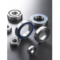 China Chrome Steel Deep Groove Ball Bearing 608 2RS, 608 ZZ wholesale
