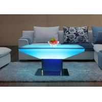 Buy cheap Waterproof Illuminated LED Cocktail Table Remote Control Bar Club Pub from wholesalers