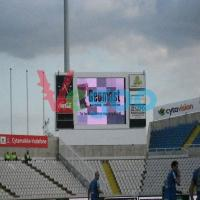 China Remote Control P1.667 HD LED Display Led Stadium Advertising Boards 200mm×150mm×8mm wholesale