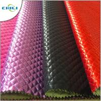 China Synthetic Faux Leather Tablecloth 1.2mm Thickness Precision Cutting PU wholesale