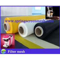 China Coffee Filter Mesh on sale