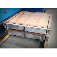 China Square Rigid Thermal Insulation Board / Polished Flat Large Aluminum Sheets wholesale