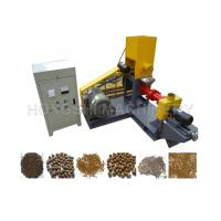 China Floating Fish Feed Industrial Pellet Machine 5.5KW - 55KW Power High Performance wholesale