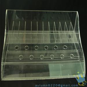 China plastic compartment storage box on sale