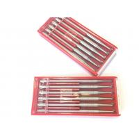 China Ball Shape Carbide Cutting Tools , Dental Laboratory Burs High Durability wholesale