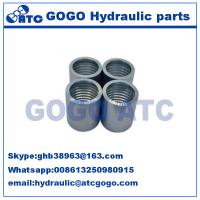 China Hydraulic Air Hose Couplings Fittings , CNC Machine Quick Connector Coupling wholesale
