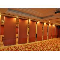 China Red Carpet  Finish Temporary Office Walls  For KTV 800 - 1230MM wholesale