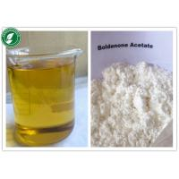 China Pharmaceutical Grade Steroids Injectable Hormones Boldenone Acetate For Muscle Growth wholesale