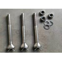 China Precision Cnc Machining Forging Small Parts Screws And Nut Machined Service 1-20kg wholesale