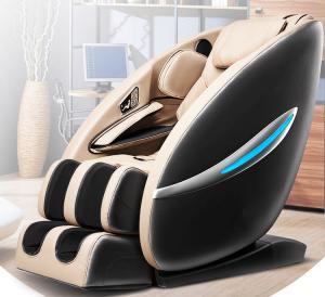 China 2018 wholesale new portable cheap luxury L shape healthcare shiatsu vending 4d zero gravity full body electronic massage wholesale