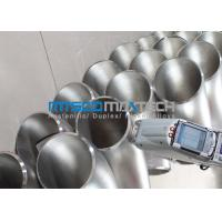 Buy cheap ASTM A403 Stainless Steel Pipe Fitting from wholesalers
