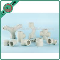 China Equal Shape Water Filter Pipe Fittings , 90 Degree Elbow Pipe Welding Connection wholesale