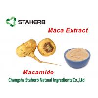 China Maca Root Extract Male Enhancement Powder , Natural Male Enhancement Ingredients wholesale