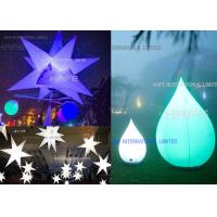 China Customized Party Events Column Lights / Star Light Decoration Color - Changing wholesale