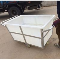 China China supplier  Plastic Laundry cart  for  germent company on sale