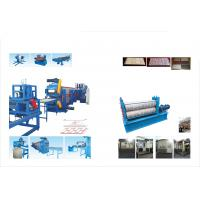 China Decorative Wall And Ceiling Panel Metal Embossing Machine Continuous Line wholesale