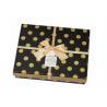 China Luxury Polkas Dots Chocolate Gift Box Cardboard Box Trays Insert wholesale