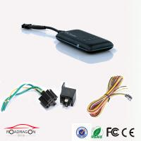 Smart Mobile Phone Tracking Equipment , Battery Powered GPS Car Tracker With History - trace Checking Manufactures